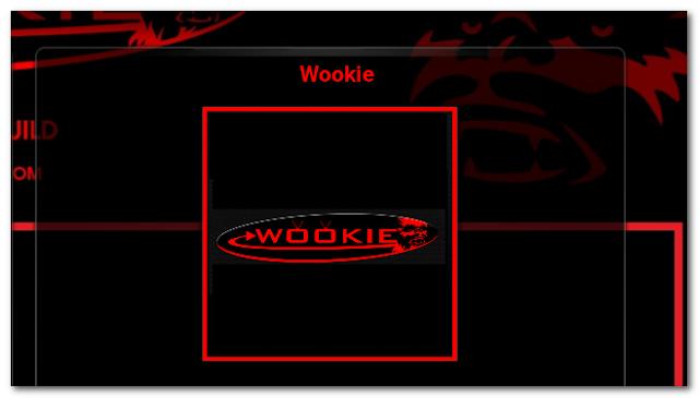 wookie programme addon