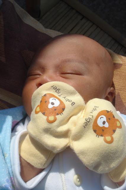 pengalaman melahirkan anak pertama secara normal