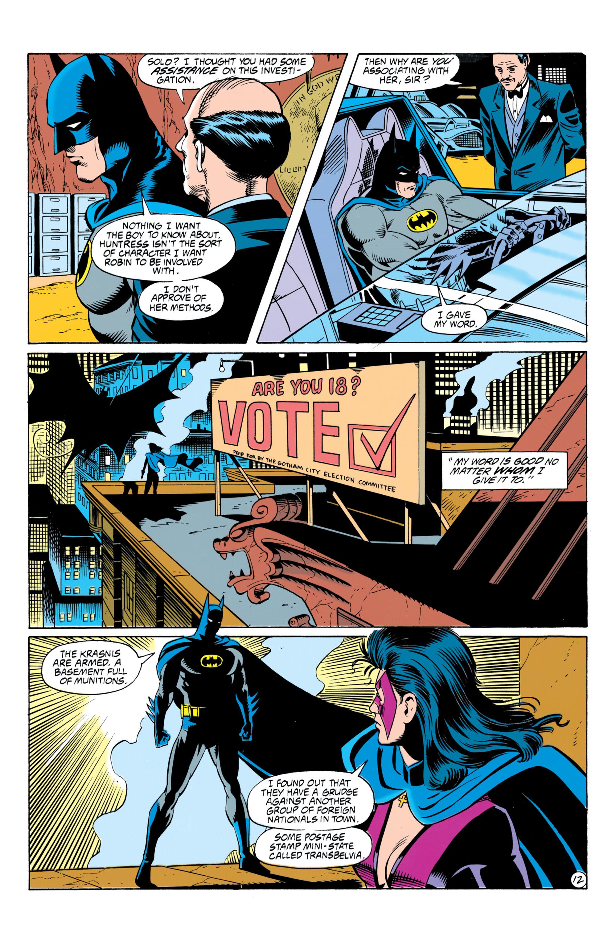 Detective Comics (1937) 653 Page 12