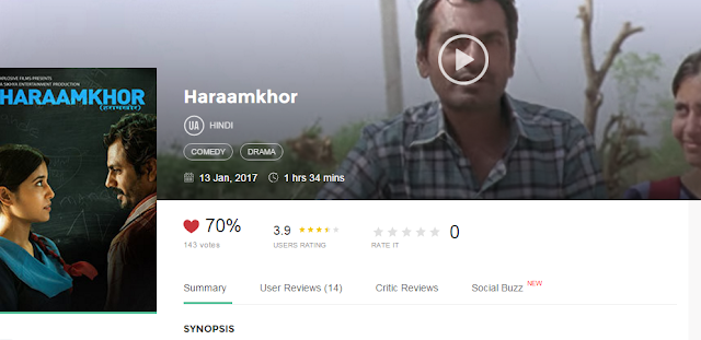 Haraamkhor (2017) Full Hindi Movie in HD 720p avi mp4 3gp hq free