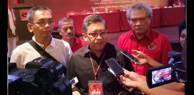 Hasto Ungkit Mahar Politik, Gerindra: Mas Jokowi Jauh Lebih Besar