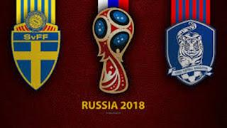 اون لاين مشاهدة مباراة السويد وكوريا الجنوبية بث مباشر 18-6-2018 كاس العالم 2018 اليوم بدون تقطيع