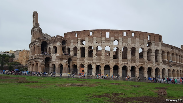 Colosseum in Rome ~ Italy by ©Emmy DE