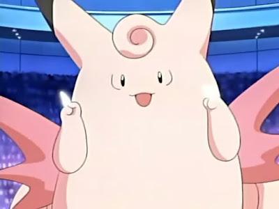 Clefairy Pokémon character