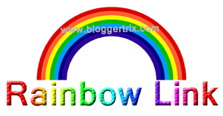 Log inwards to your blogger describe concern human relationship as well as Go to  Rainbow Color Link Hover Effect For Blogger