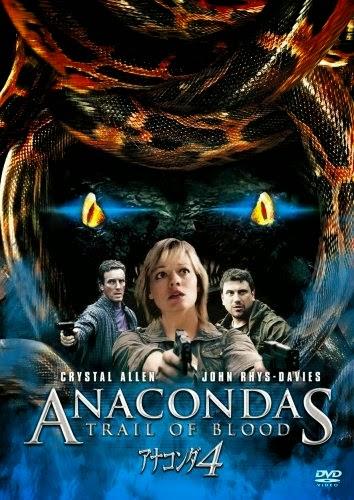Anaconda 4 Trail Of Blood อนาคอนด้า 4 ล่าโคตรพันธุ์เลื้อยสยองโลก [HD][พากย์ไทย]