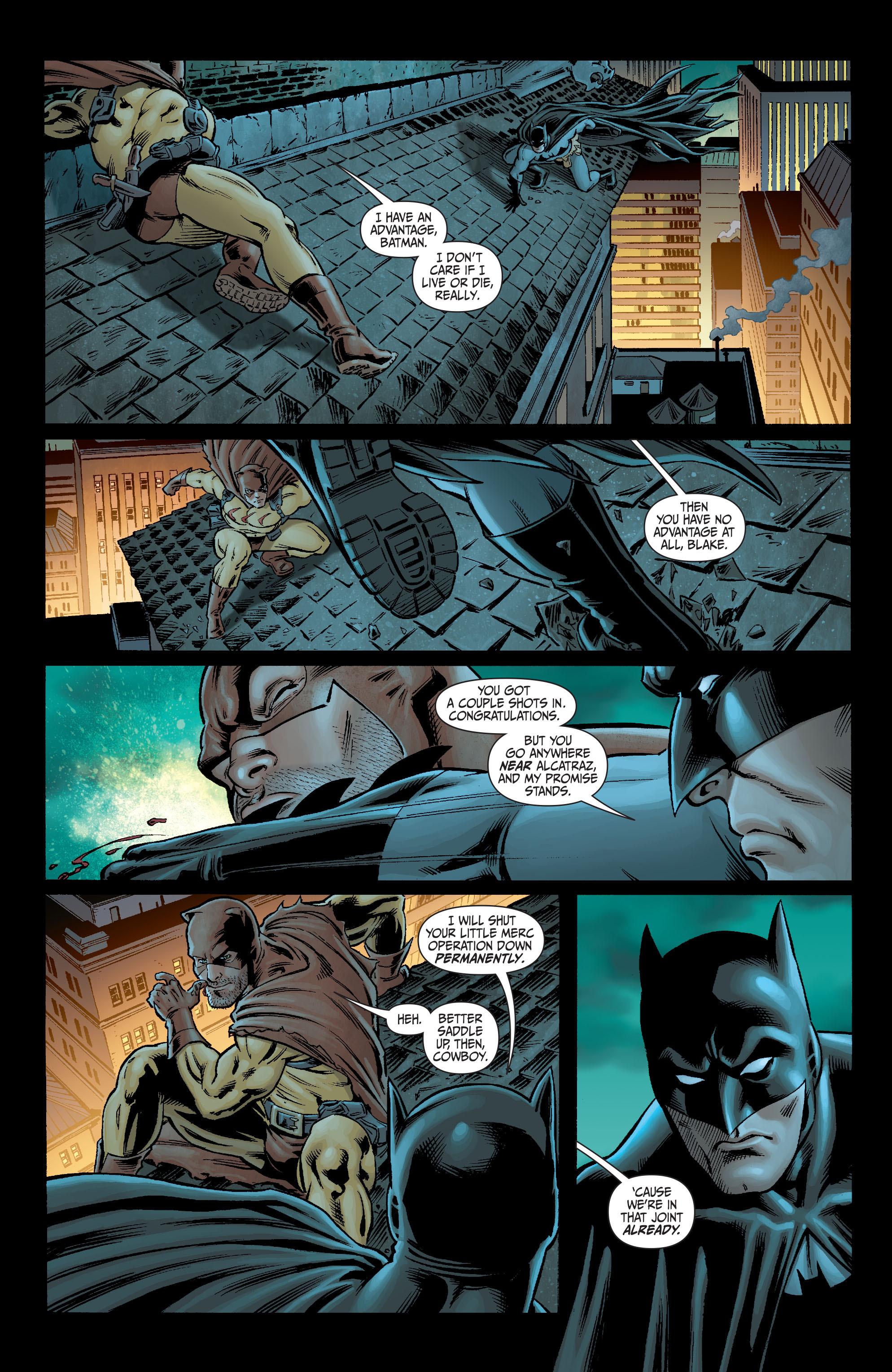 Read online Secret Six (2008) comic -  Issue #2 - 7