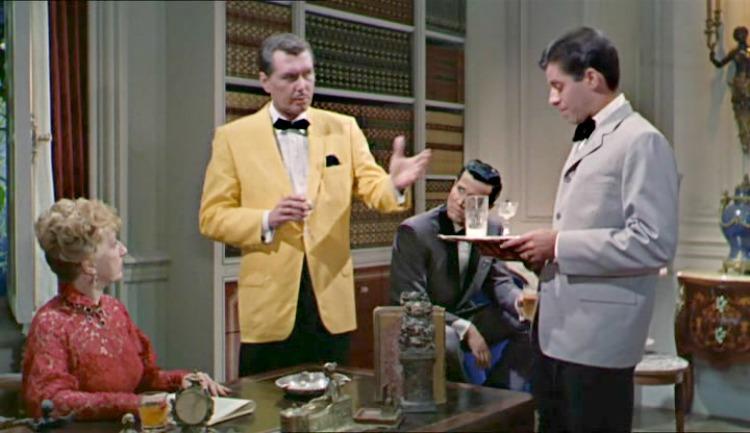 A Vintage Nerd, Cinderella, Jerry Lewis Movies, Old Hollywood Blog