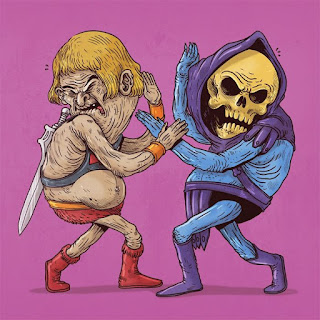 He-Man y Skeletor