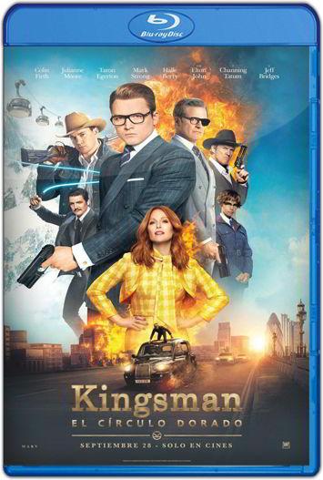 Kingsman El círculo dorado (2017) HD 1080p y 720p Latino