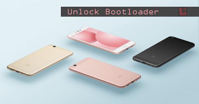 Tutorial mudah Unlock Bootloader Xiaomi Mi 5C