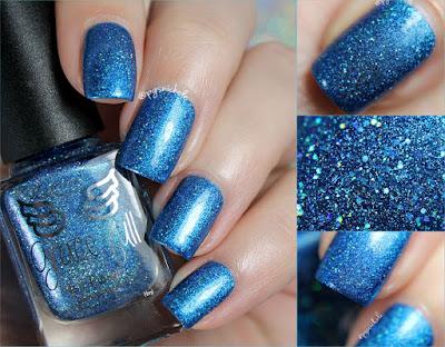 Grace-Full Nail Polish Seaside Gazing | Rainbow Sparklers Collection