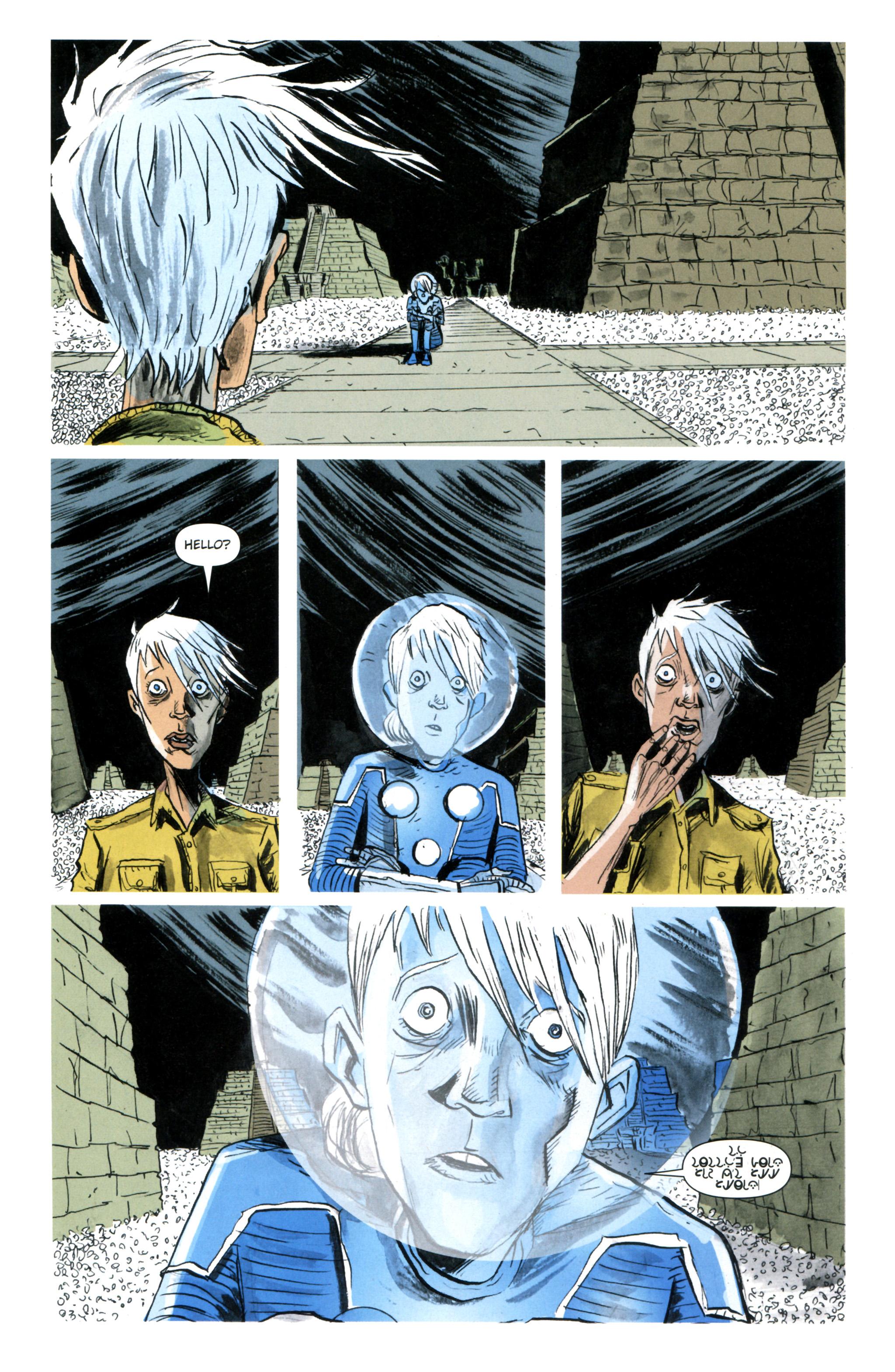 Read online Trillium comic -  Issue #7 - 15