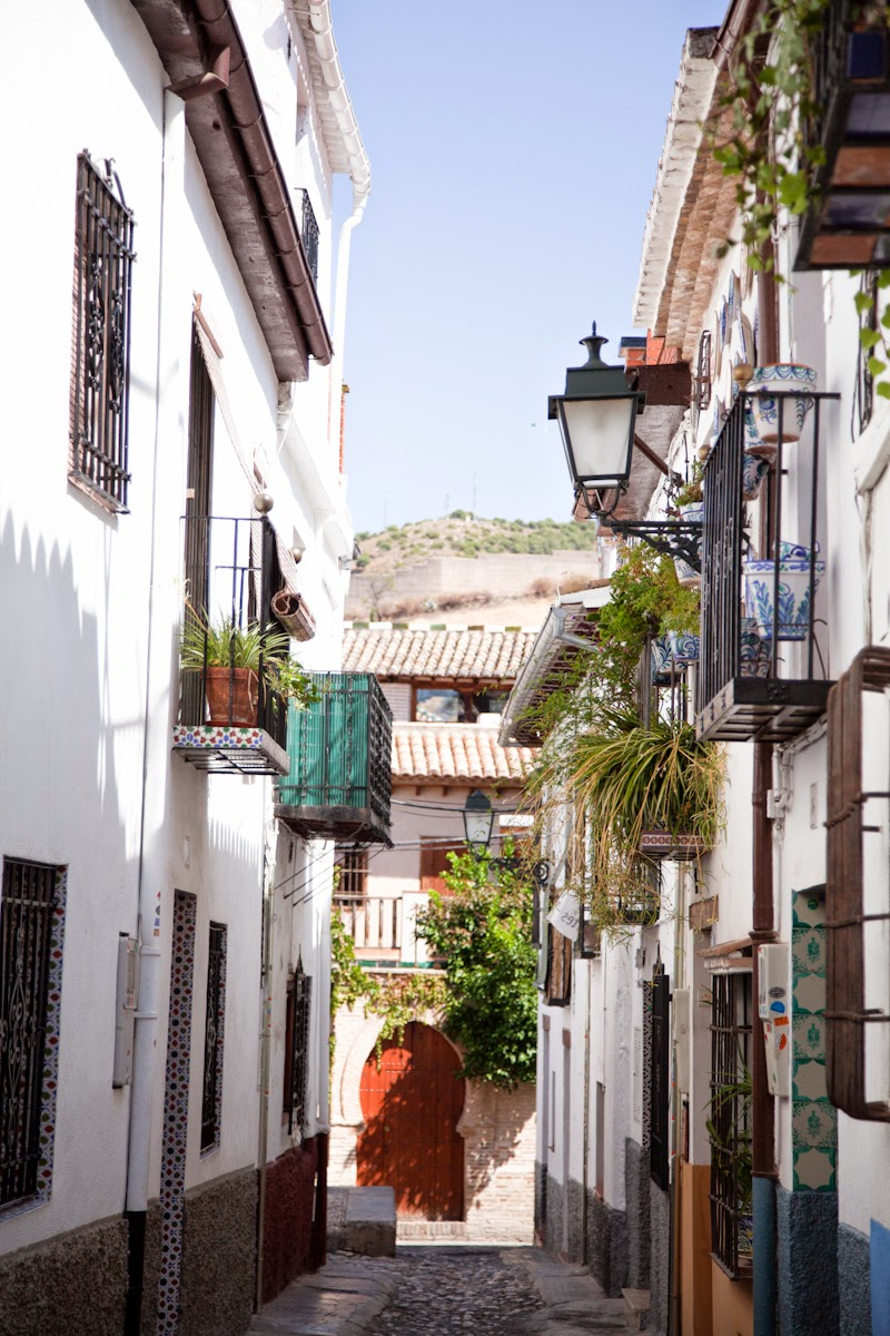 Granada y sus casas