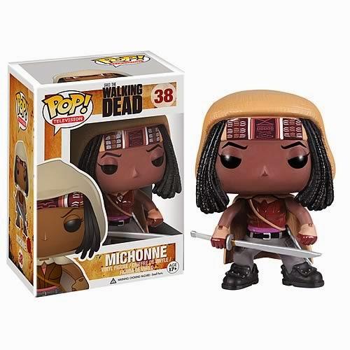 Michonne Pop! Funko Walking Dead