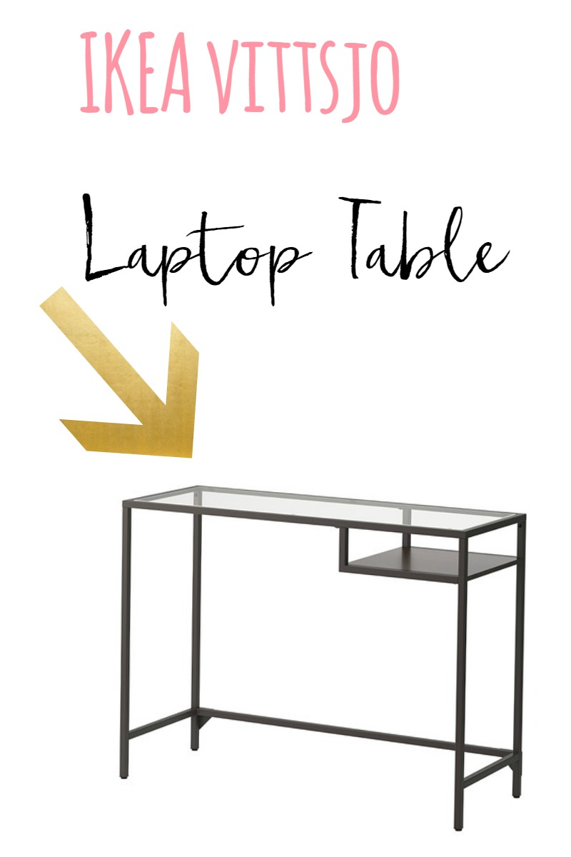 Ikea vittsjo hack entryway table restyle it wright for Email ikea com