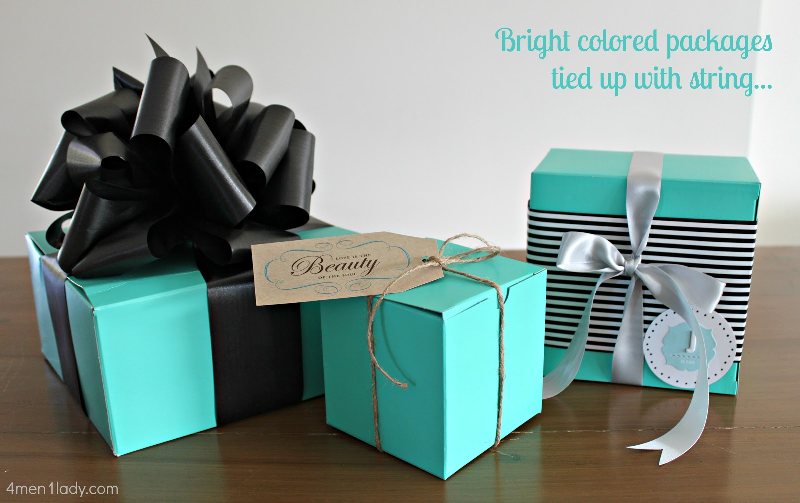 Gift Wrapping 101 Ditch The Gift Bags