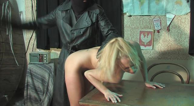 carla spanked