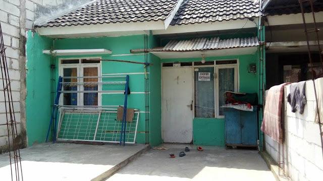 Rumah Di Over kredit Murah Perum Harmony Residence BSA Tambun Bekasi Pinggir Jalan Angsuran 500 Ribuan