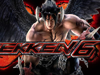 Download Tekken 6 ISO/CSO PSP High Compress Super HD For Android Terbaru
