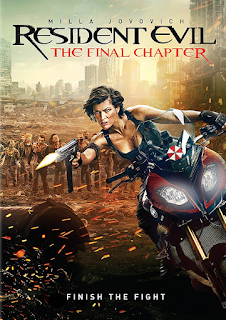 Resident Evil: The Final Chapter [2017] [DVD5] [Latino]