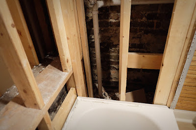 wasted floor area framing studs