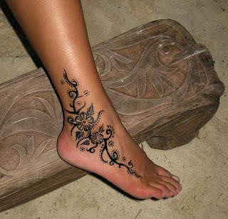tato henna menurut islam