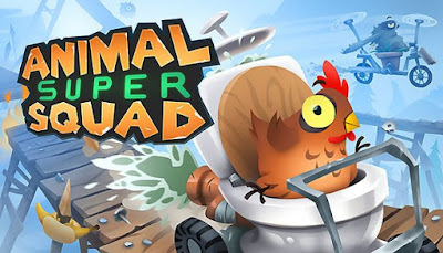 Animal Super Squad MOD APK+DATA v1.0.0 for Android Hack Terbaru 2018 Gratis - JemberSantri