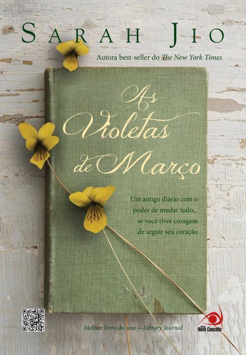 Ms Book Worm #5 | As Violetas de Março, Sarah Jio