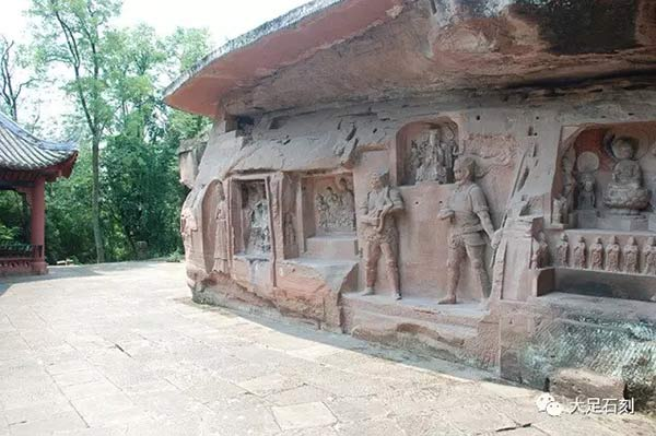 Mythical Chinese psychic beings identified in Dazu Rock Carvings