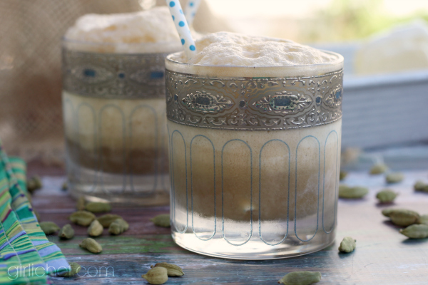 Cardamom Ice Cream Root Beer Floats