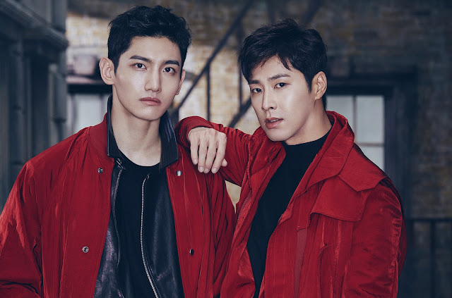 tvxq 2018 i can see your voice