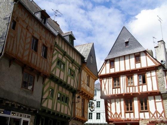 Vannes, Bretaña Francesa. Francia