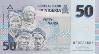 Naira up at N359/$ in parallel market