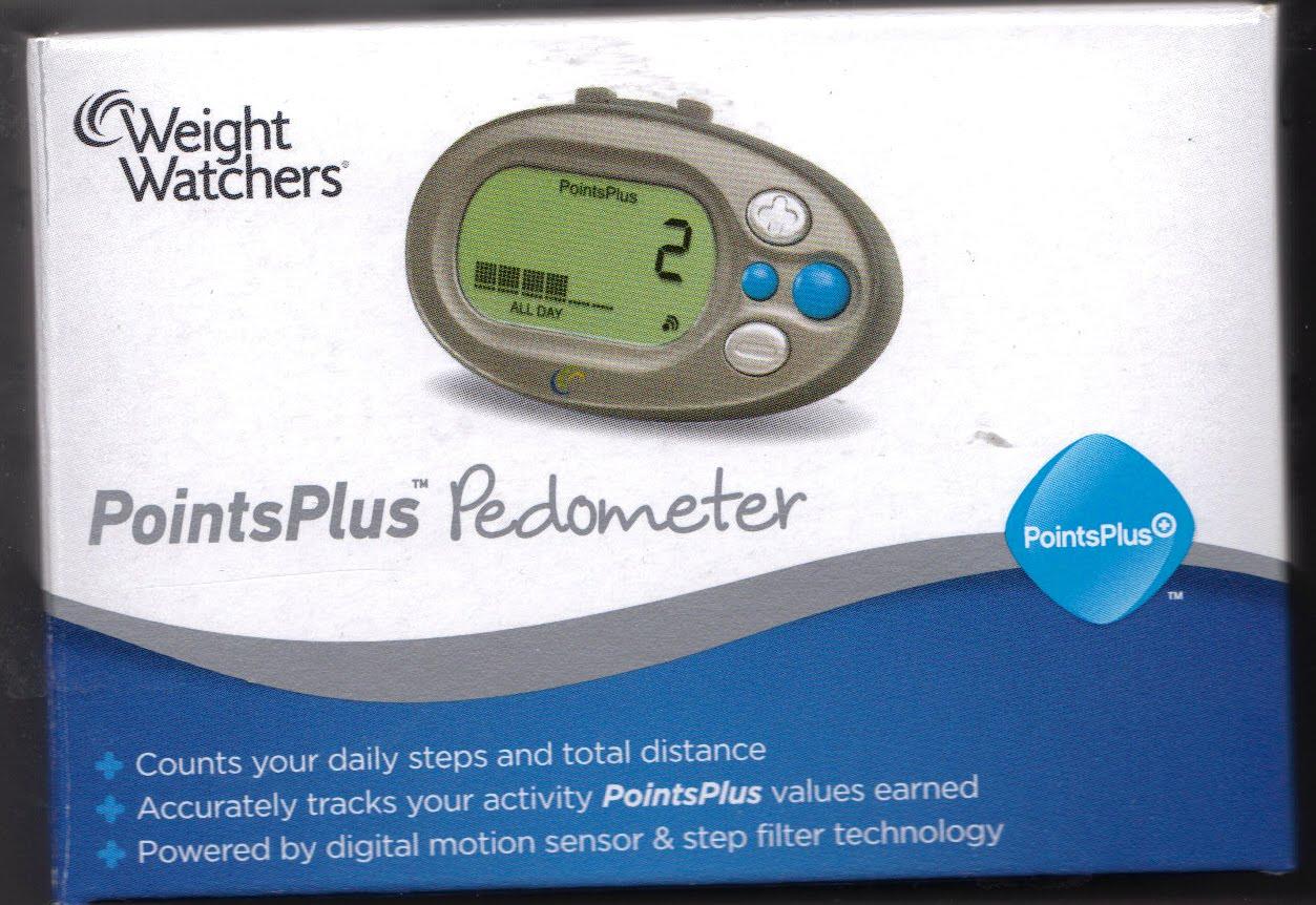 weight watchers pedometer how to reset