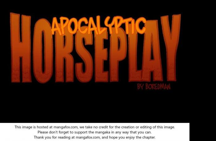 Apocalyptic Horseplay - Chapter 11