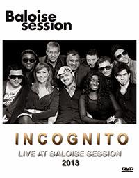 Resultado de imagen de Incognito - Live at Baloise Session 2013