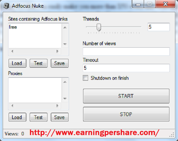 Earnings Per Share: working youtube view bots Free download