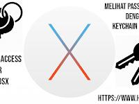 Cara Melihat Password Wifi di Mac OS X Lengkap