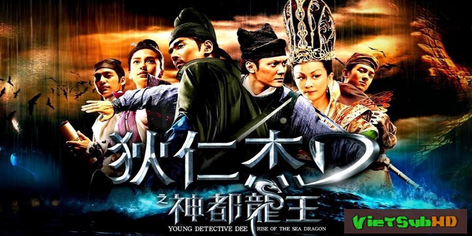 Phim Địch Nhân Kiệt: Rồng Biển Trỗi Dậy VietSub HD | Young Detective Dee: Rise Of The Sea Dragon 2013