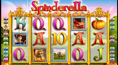 play spinderella free slot