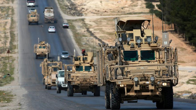 Diputado: Presencia militar de EEUU en Siria ya no le beneficia