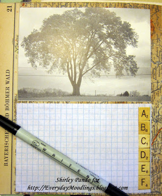 Journal page tree