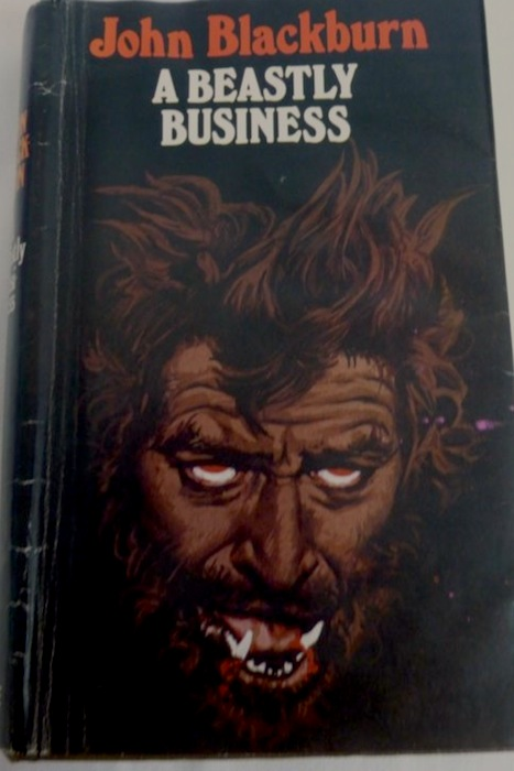 Pretty sinister books ffb a beastly business john blackburn ffb a beastly business john blackburn fandeluxe Image collections