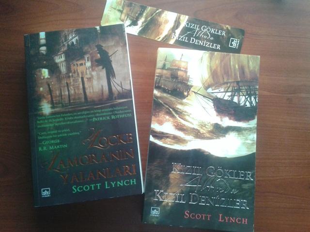 Locke Lamora'nın Yalanları Scott Lynch