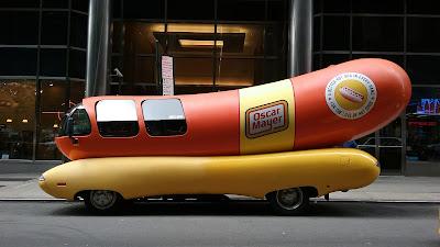 Wienermobile