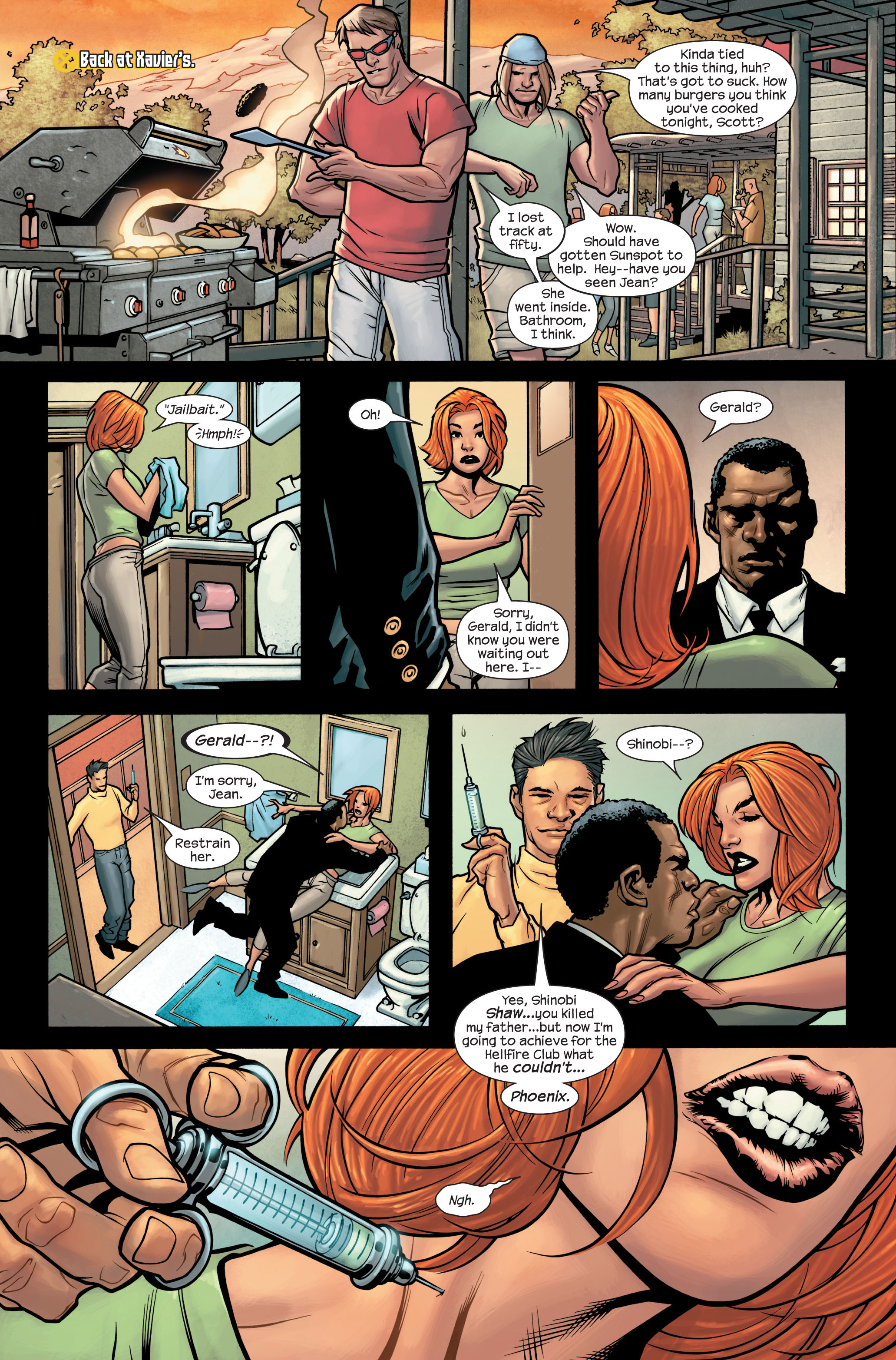 Read online Ultimate X-Men comic -  Issue #88 - 15