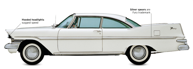 1959_Plymouth_Fury_model _car_white