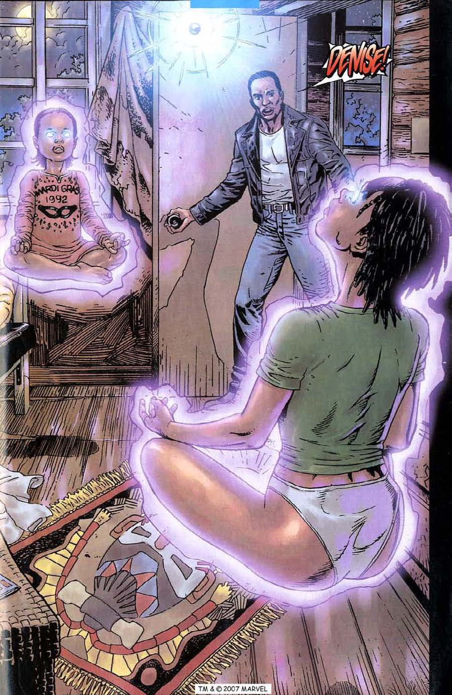 Read online Silver Surfer (2003) comic -  Issue #8 - 31