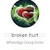 💔💔broken hurt💔💔 WhatsApp Group Invite Links - Join Now